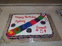 Sydneys 5th  Birthday